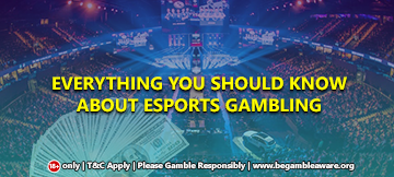 Everything You should know About eSports Gambling